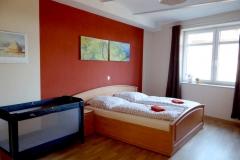 Ferienwohnung Bautzen Natürlich - Schlafzimmer I