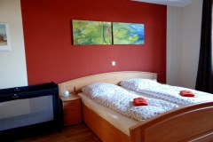 Ferienwohnung Bautzen Natürlich - Schlafzimmer II