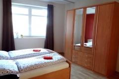 Ferienwohnung Bautzen Natürlich - Schlafzimmer V